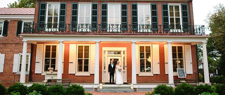 Photo of a wedding at Buena Vista 1