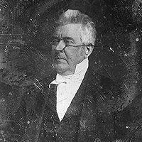 Photo of Delaware and U.S. Statesman John Middleton Clayton