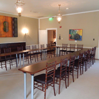Photo of a meeting room at Buena Vista